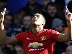 Anthony Martial, 22 anni. Ap