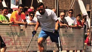 Ivan Martucci, 27 anni con la maglia azzurra