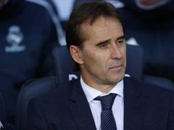 Julen Lopetegui, ex allenatore del Real Madrid. Getty