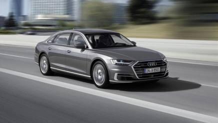 L'Audi A8