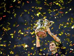 Federer a Basilea