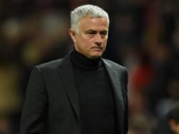 José Mourinho, 55 anni. AFP