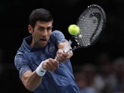 Novak Djokovic, 31 anni. Epa