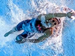 Federica Pellegrini, 30 anni, oro olimpico a Pechino 2008 nei 200 sl