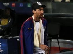 Lionel Messi, 31 anni. AP