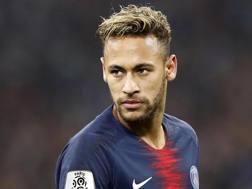 Neymar, attaccante del Psg. Getty