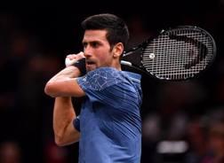 Nole Djokovic, 31 anni. Getty