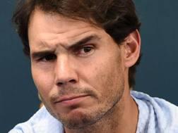 Rafa Nadal, 32 anni. Ap