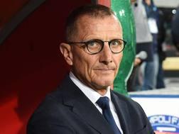 Aurelio Andreazzoli, allenatore dell'Empoli. Getty