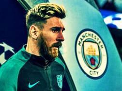 Lionel Messi. EPA
