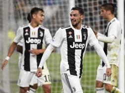 Altra vittoria per la Juventus. Getty