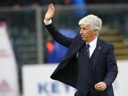 Gian Piero Gasperini, 60 anni. Lapresse