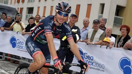 Damiano Cunego, 37 anni. Bettini