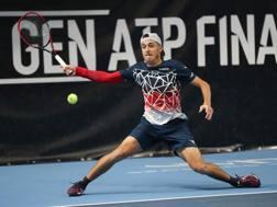 Liam Caruana, 20 anni, best ranking numero 375 Atp. Costantini