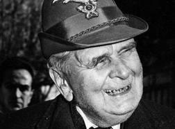 Vittorio Pozzo durante la Grande Guerra fu tenente del reggimento degli Alpini.