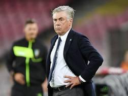 Carlo Ancelotti. Getty