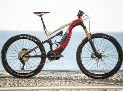 La MIG-RR Ducati ha un motore Shimano Steps E8000 da 250 Watt