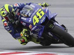 Valentino Rossi. Epa