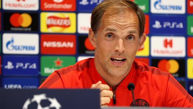 Thomas Tuchel. Getty Images