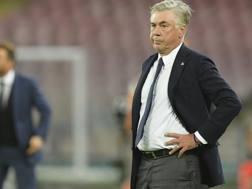Carlo Ancelotti. LAPRESSE