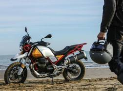 La Moto Guzzi V85TT