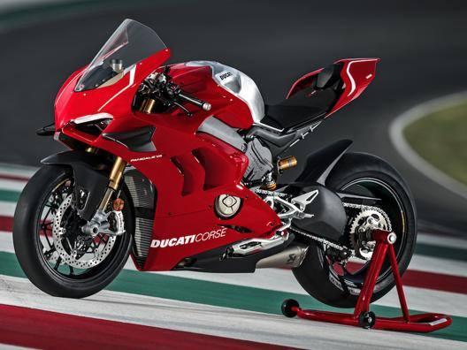 La Ducati Panigale V4 R da ammirare a Eicma 2018 (6-11 novembre a Milano)