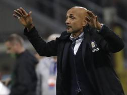 Luciano Spalletti, allenatore dell'Inter. Ap