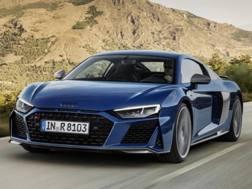 La nuova Audi R8