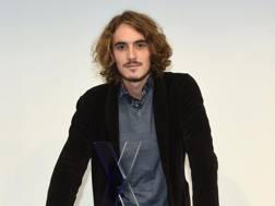 Il greco Stefanos Tsitsipas, 21 anni. Bozzani