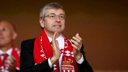Dmitriy Rybolovlev, presidente del Monaco. Afp