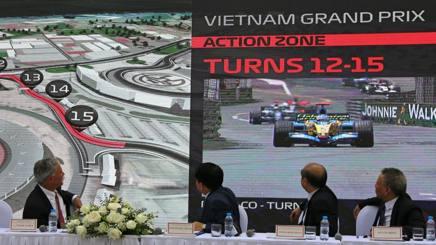 Gp F1 Calendario 2020.Formula1 Gp Del Vietnam Dal 2020 Ora E Ufficiale