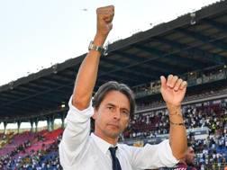 Filippo Inzaghi, 45 anni. LaPresse