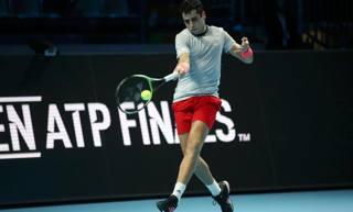 Jaume Munar, 21 anni, numero 76 ranking Atp GETTY