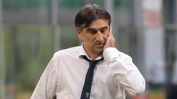 Genoa juric gi a un bivio con il napoli sfida delicata for Bagnoli x febbre
