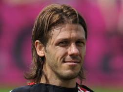 Demichelis, 37 anni., ai tempi del Bayern. EPA