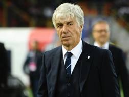 Gian Piero Gasperini, tecnico dell'Atalanta. Getty