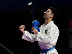 Angelo Crescenzo è campione del mondo! Battuto in finale per 5-3 il giapponese Naoto Sago AFP