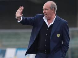 L'ex commissario tecnico della Nazionale, Gian Piero Ventura. Ansa