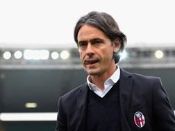 Filippo Inzaghi, allenatore del Bologna. Getty