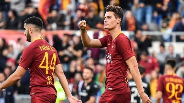 Schick Roma Sampdoria