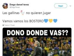 Il tweet polemico di Diego Tevez, fratello di Carlitos. Da Twitter