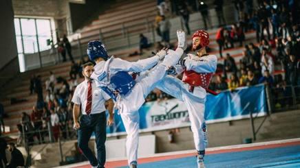 I cadetti grandi protagonisti ad Ancona nel tricolore cinture rosse