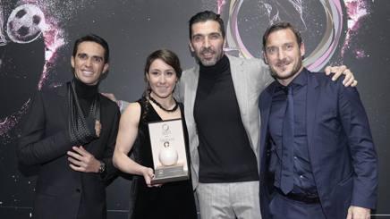 I premiati dell'edizione 2017
