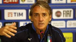 Roberto Mancini, 53 anni, c.t. della Nazionale. Lapresse
