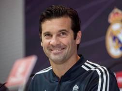 Santiago Solari, allenatore del Real Madrid. Getty