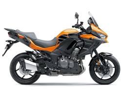 La nuova Kawasaki Versys