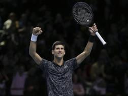 Nole Djokovic,  31 anni AP
