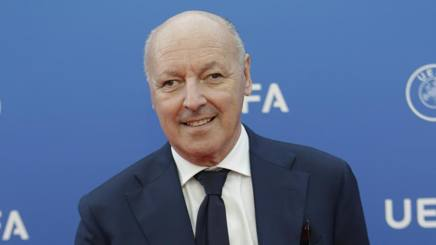 Beppe Marotta, 61 anni AP