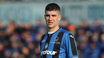 Gianluca Mancini, 22 anni., difensore dell'Atalanta. Tre gol  consecutivi nelle ultime tre di  Serie A, contro Parma, Bologna e Inter