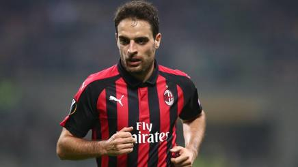 Giacomo Bonaventura, 29 anni al Milan dal 2014.Lapresse